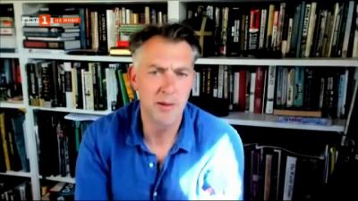 Уроци от войната – британският историк Джеймс Холанд