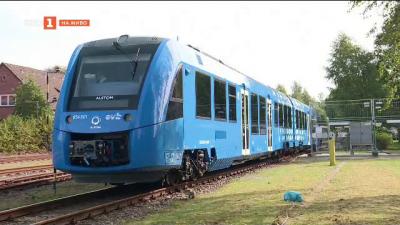 Европейски енергиен преход - влакове, автобуси и морски съдове, задвижвани от водород