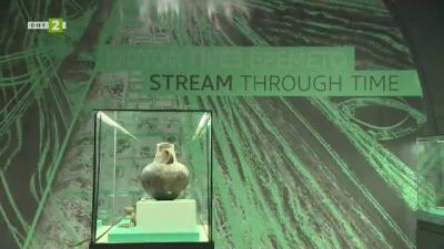Изложбата Поток през времето в Националния археологически музей