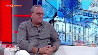 Петър Стоянович за книгата със спомени на баба му, днешния морал и българската реалност