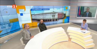 Какво свърши служебното правителство за един месец, коментар на Стойчо Стойчев и Първан Симеонов