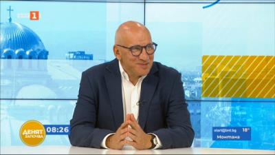 Банкерът Левон Хампарцумян: В момента има повече депозити отколкото кредити