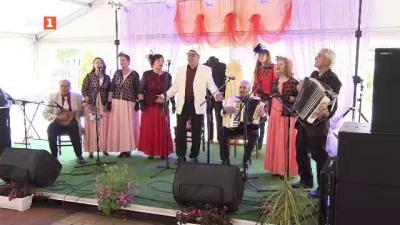 Седми национален фестивал на старата градска песен в с. Чавдар