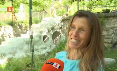 Израелката Ефрат Грийн избра да живее в кюстендилското село Слокощица