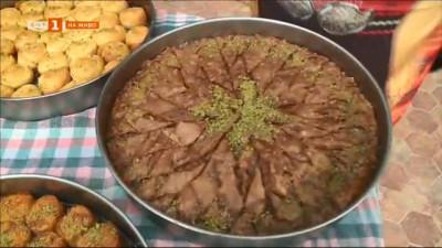 Тайната рецепта на турската баклава в Петрич