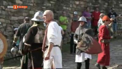 Средновековен фестивал Трубадури в крепостта Царевец