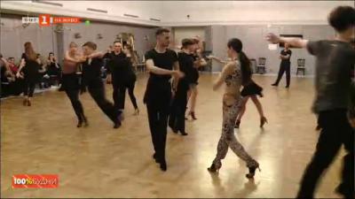 Известни танцьори от цял свят взеха участие в Лятна академия по спортни танци край Варна