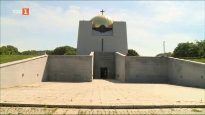 Позлатеният купол на Пантеона на възрожденците протече след ремонт