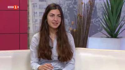 Габриела Антова - многократен европейски шампион по шахмат