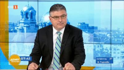 Министър Георги Панайотов: Губят се последните 13 секунди от полета на майор Терзиев
