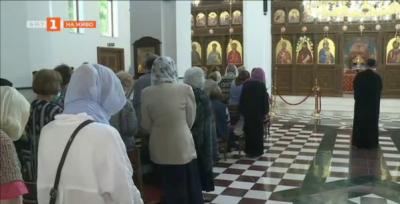 """Първият храмов празник на църквата """"Свети Прокопий Варненски"""""""