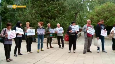 Жители на Брестовица и Кадиево на протест