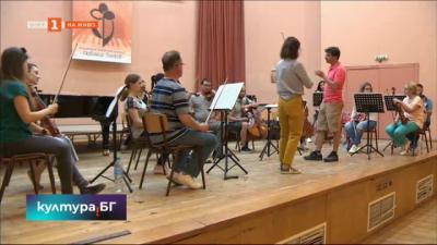 Мила Георгиева представя Годишните времена от Вивалди и Пиацола