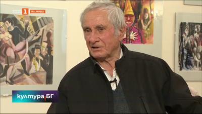 Когато границите на изкуството не съществуват - разговор с художника Иван Б. Иванов