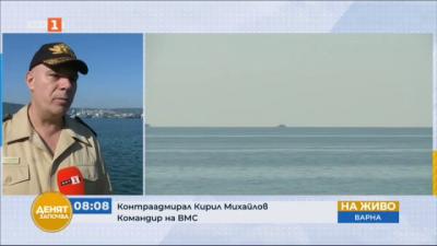 Продължава търсенето на черната кутия на падналия в Черно море МиГ-29