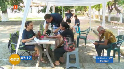 Безплатни прегледи в кв. Изток в Пазарджик: защо ромите отказват да се ваксинират?