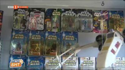 Кои са най-новите попълнения в колекцията на един истински фен на Star Wars