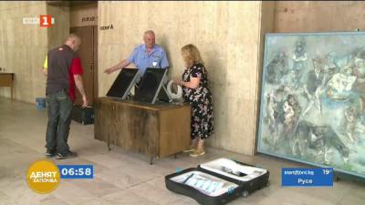 Започна пробното машинно гласуване в област Русе