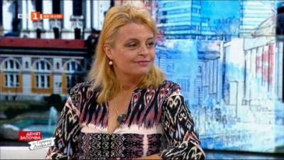 Сладкодумна и пряма - Мария Касимова-Моасе със спектакъл на Аполония и нов роман