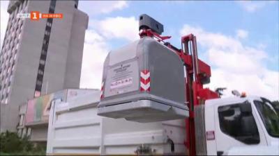 Варна с нови контейнери за смет