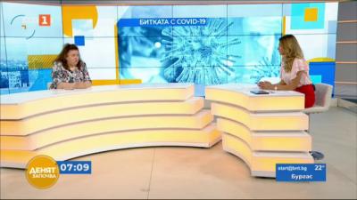 Проф. Александрова: Напълно е възможно да има още хора, инфектирани с делта и бета варианти на COVID-19 у нас