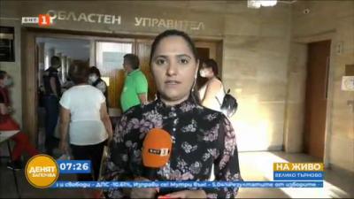 При 90% обработени протоколи във Велико Търново, Има такъв народ са първи с 28,50%