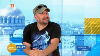 Жълт код- Стефан Вълдобрев и Обичайните заподозрени вдигат градусите с новия си албум