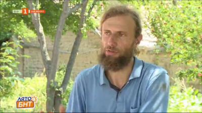 Художникът Таньо Павлов и неговото екологично творчество в село Гранит