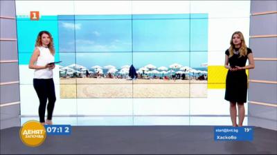 Колко ще плащаме за чадъри и шезлонги по плажовете това лято