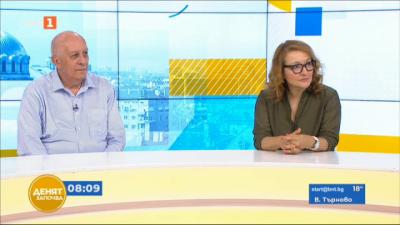 След изборите как ще се пренареди политическият пъзел - Антоанета Христова и Юрий Асланов