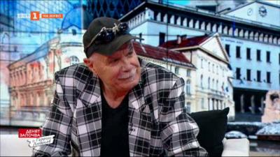 Певецът Тодор Върбанов празнува 40 години на професионалната сцена