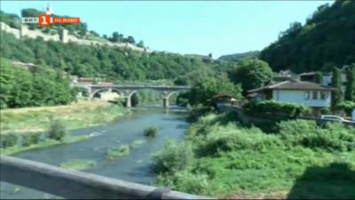 Общината в Търново с почистваща акция след поройните дъждове