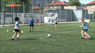Засилва ли се интересът на момичетата към футбола?
