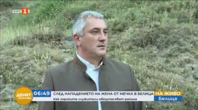 След нападението на жена от мечка в Белица. Как горските служители обезопасяват района?