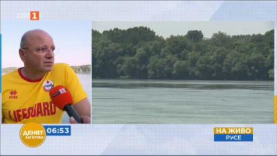 Река Дунав - едно от най-опасните места за къпане в летните жеги