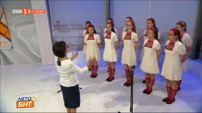 Юбилеен концерт 60 години Детски хор на БНР на 30 юни в зала 1 на НДК