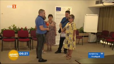 Какви възможности за работа имат хората с увреждания в Благоевград