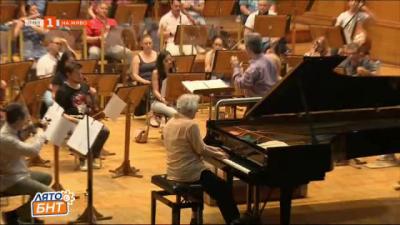 Да говориш чрез музиката - среща с пианиста Олег Майзенберг