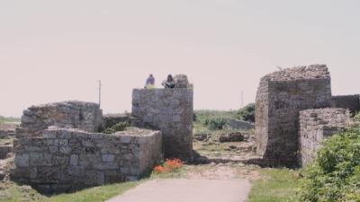 Доброволци от шест държави помагат на историческия музей в Каварна