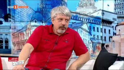 Проф. Витанов: В България ваксинацията не върви