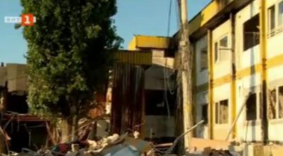 Събарят виетнамските общежития в София