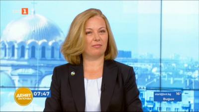 Надежда Йорданова, ДБ: Да се обединим за реализирането на политики чрез закони