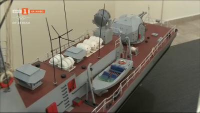 Как се правят макети на кораби?