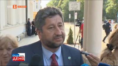 Христо Иванов за кандидата за премиер на ИТН: Симпатичен човек изглежда, но няма да избързваме с коментар