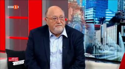 Ал. Йорданов: Страната е в политическа криза и вината е в партиите на протеста и подкрепящата ги БСП