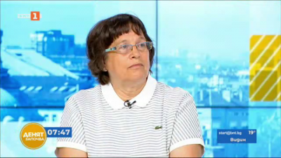 Д-р Николова: Колкото повече хора са готови за среща с вируса, толкова по-малко хоспитализации