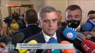 Стефан Янев: Възможно е служебни министри да продължат в редовно правителство