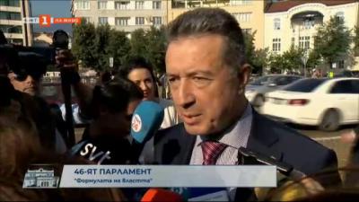 Янаки Стоилов: Този път шансовете за правителство са по-големи