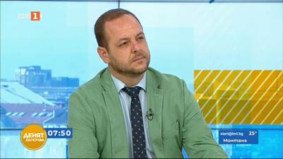 Борислав Сандов: Ако само БСП и ДПС подкрепят правителство на ИТН, Демократична България ще мине в опозиция