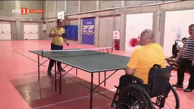 Имат ли условия за спорт хората с увреждания в Русе?
